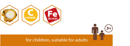Royal Jelly lozenges for children