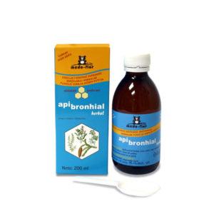 Apibronhial herbal syrup