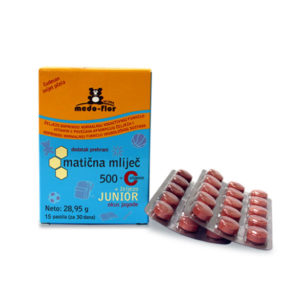 Royal Jelly lozenges for children